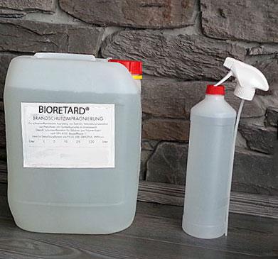 5 Liter Kanister >> BIORETARD® Flammschutz Imprägniermittel DIN4102B1