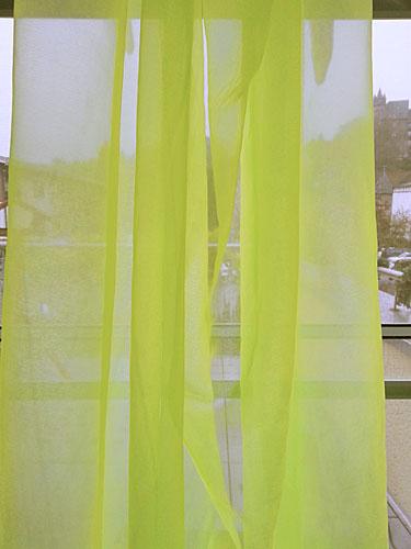 Transparente Stoffe permanent schwer entflammbar DIN4102B1
